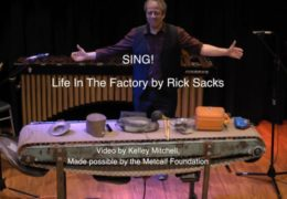 Life in the Factory by Rick Sacks