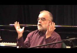 Rodney Sharman on the Double Bass