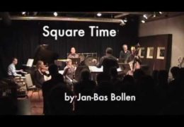 Square Time by Jan-Bas Bollen