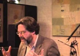 Martin Arnold 2012 Lecture Part 1