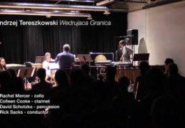 Wedrujaca Granica by Andrzej Tereszkowski