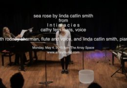 sea rose by linda catlin smith