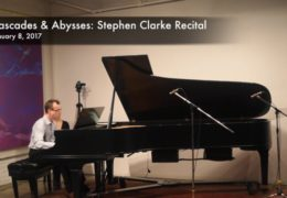 Suite no. 7 in 6 movements by Giacinto Scelsi