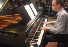 Piano Sonata no. 1 op. 5 by Horatio Radulescu