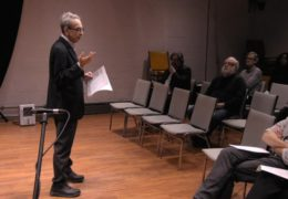 David Lidov Lecture and Performance