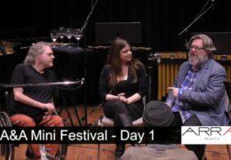 Pre-Concert Talk Day 1 – A&A Mini Festival