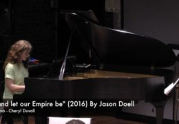 and let our Empire be By Jason Doell